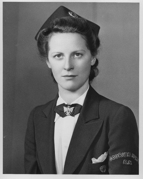 Isobel M. Simpon, Santa Fe Courier Nurse - Page