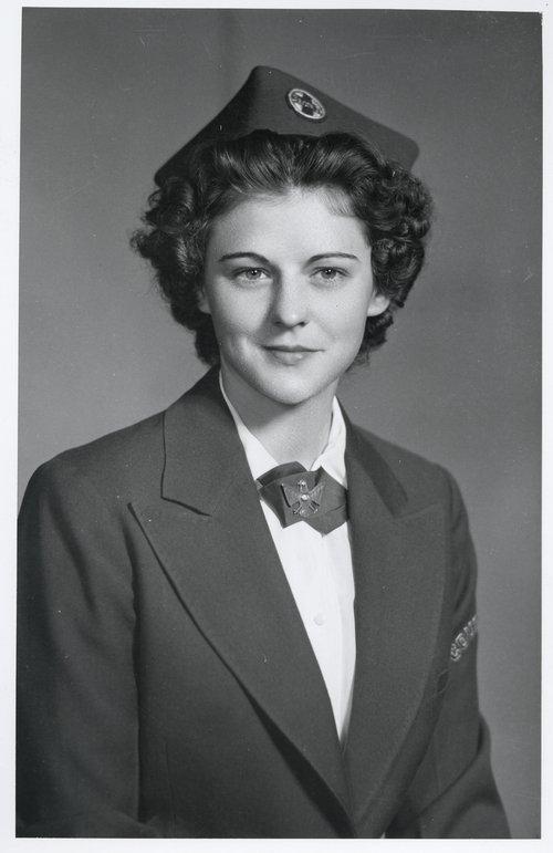 Frances Bucky, Santa Fe Courier Nurse - Page