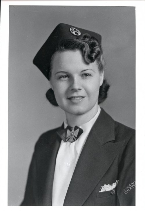 Marjorie Little, Santa Fe Courier Nurse - Page