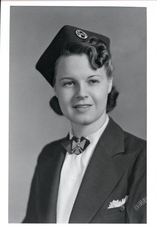 Marjorie Little, Santa Fe Courier Nurse - Page