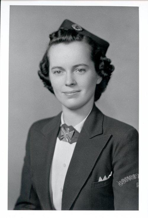 Elizabeth Widen, Santa Fe Courier Nurse - Page