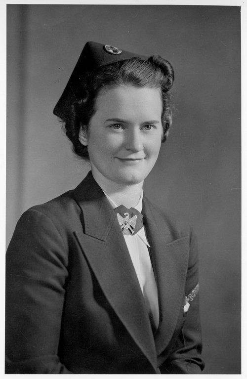 Olga Refsness, Santa Fe Courier Nurse - Page