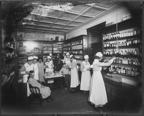 Nurses, Lawrence, Kansas - Page