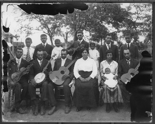 African American musicians - Page