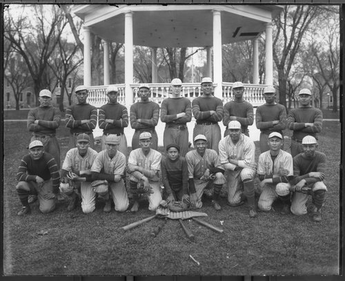 Haskell Institute Baseball Team, Lawrence, Kansas - Page