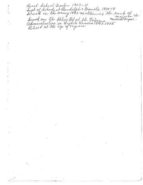 Memoirs of Charles Homer Dewey - Page