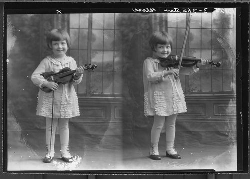 Unidentified girl - Page