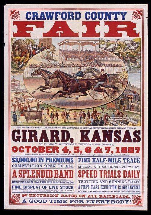Crawford County Fair, Girard, Kansas - Page