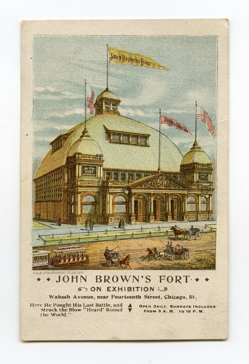 John Brown's fort on exhibition - Page