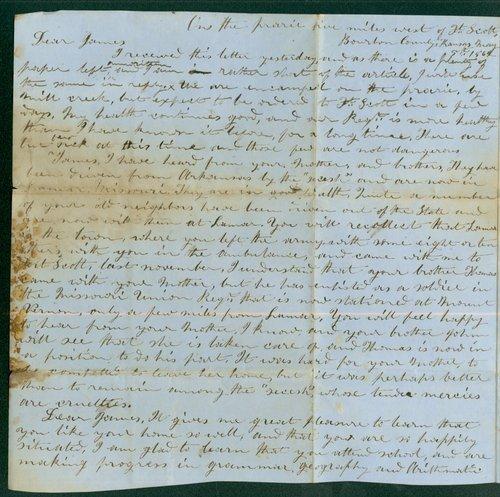 Daniel L. Chandler to James H. Buxton - Page