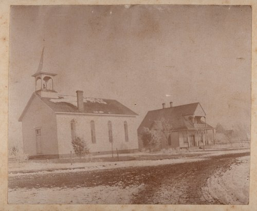 Pomona Presbyterian church and parsonage - Page