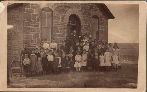 School in Silkville, Kansas - Page