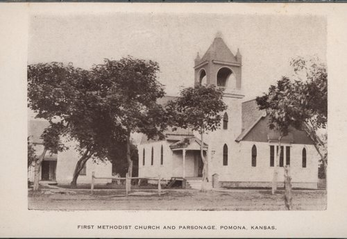 Pomona First Methodist Church - Page