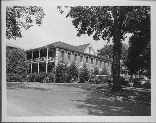 Officers' school, Fort Leavenworth, Kansas - Page