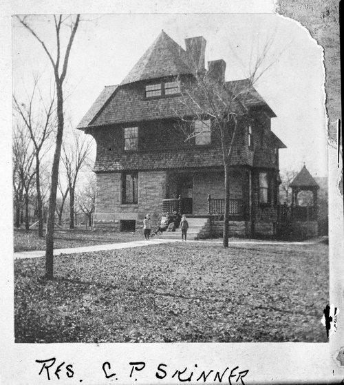 C. P. Skinner Residence - Page