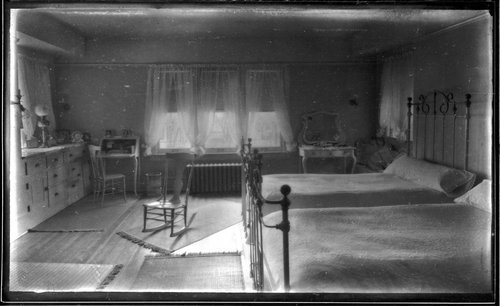 Bedrooms at the Dunn House - Page