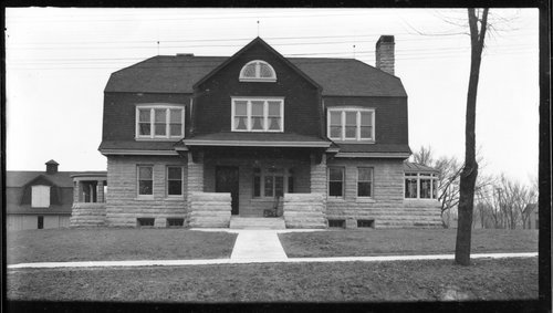 H. A. Dunn residence - Page