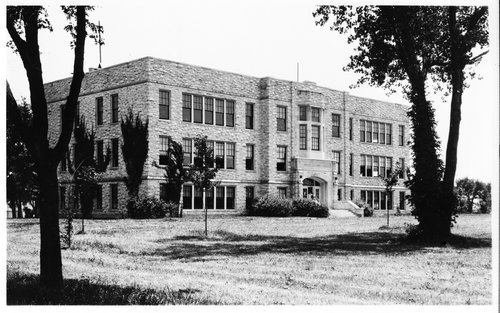 Ward Science Hall at Ottawa University - Page