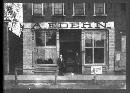 A. F. Dehn store - Page