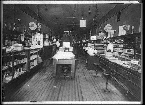 Millinery store, Ottawa, Kansas - Page