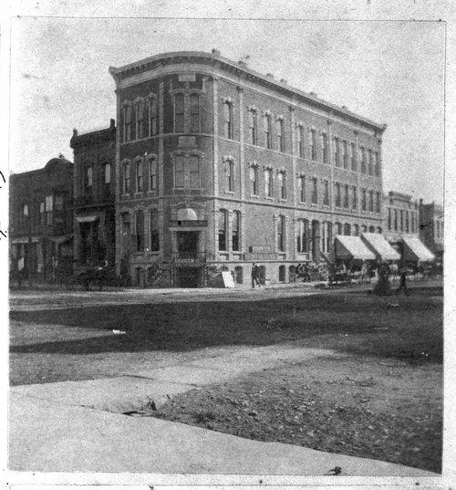 People's National Bank, Ottawa, Kansas - Page