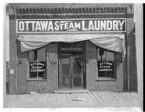 Ottawa Steam Laundry - Page