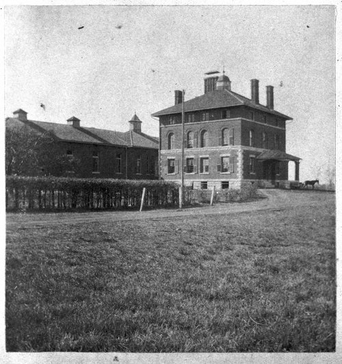 Santa Fe hospital in Ottawa - Page