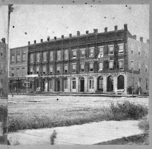 Ludington House, Ottawa, Kansas - Page