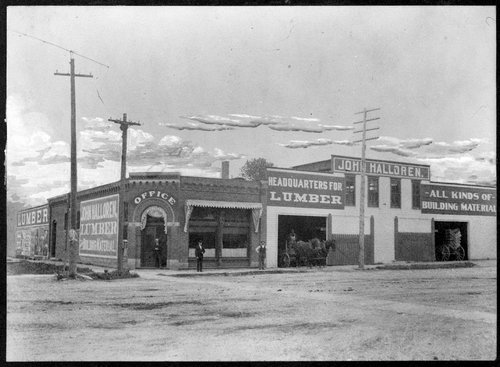 John Halloren Lumber Company - Page