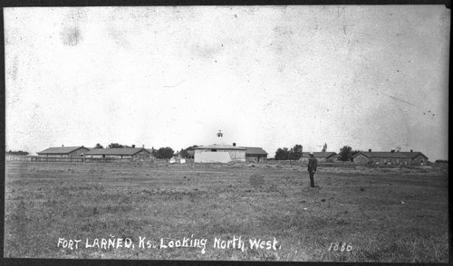Fort Larned, Kansas - Page
