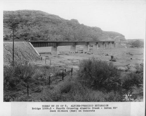 Kansas City, Mexico, & Orient Railway's bridge - Page