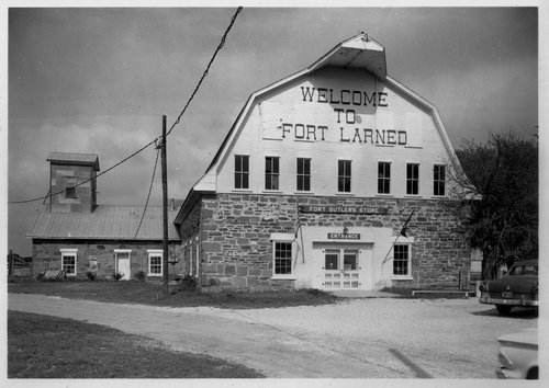 Fort Larned historic buildings - Page