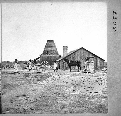 Pottery kiln, Larned, Kansas - Page