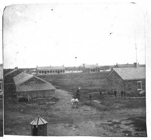 Fort Larned, Kansas - Page