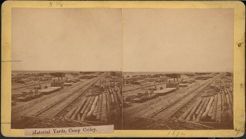 Railroad material yards in Pawnee County, Kansas - Page