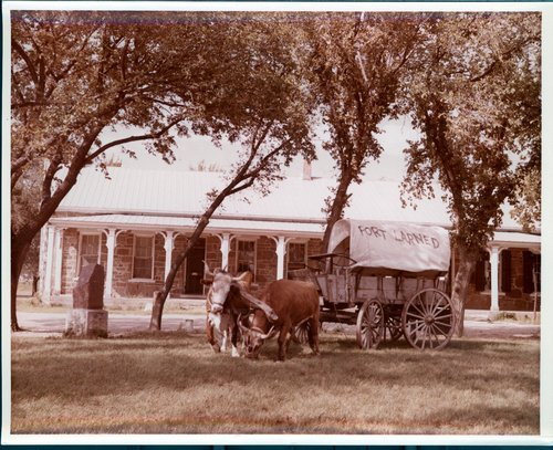 Publicity for Fort Larned, Kansas - Page