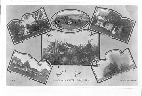 Views of Winchester, Kansas - Page
