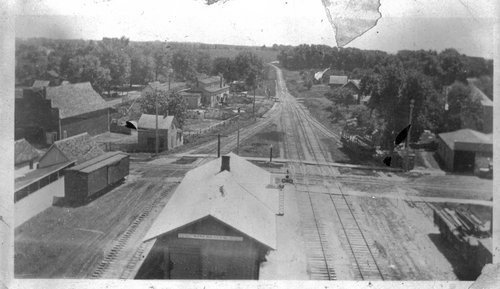 View of Winchester, Kansas - Page