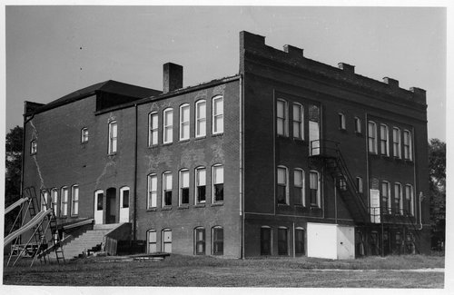 High school in Winchester, Kansas - Page