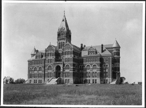 Davis Hall, Friends University - Page