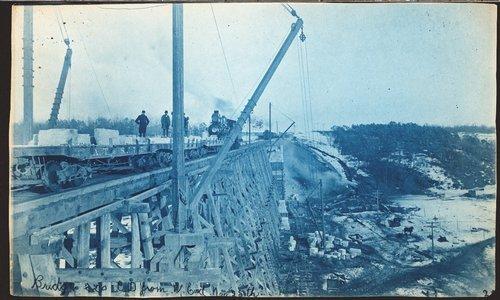 Atchison, Topeka & Santa Fe Railway Company's bridge 230 - Page