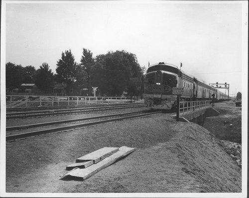 Atchison, Topeka & Santa Fe Railway Company bridge, La Junta, Colorado - Page