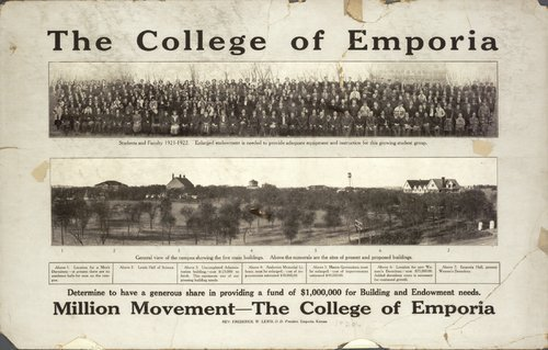The College of Emporia, Emporia, Kansas - Page