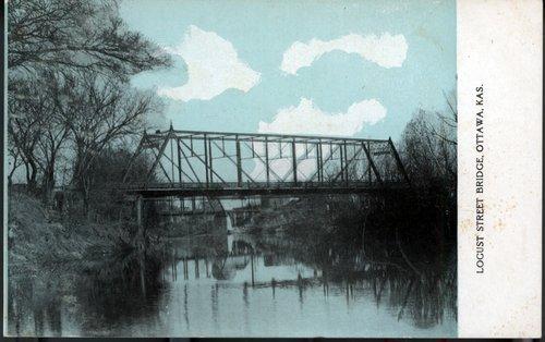 Locust Street Bridge, Ottawa, Kansas - Page