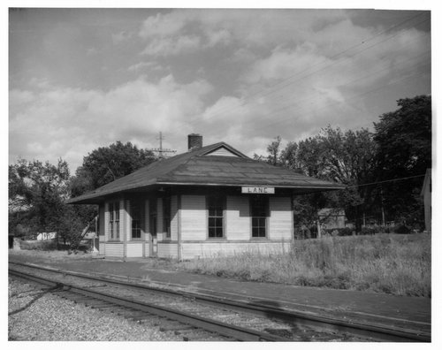 Missouri Pacific Railroad depot, Lane, Kansas - Page