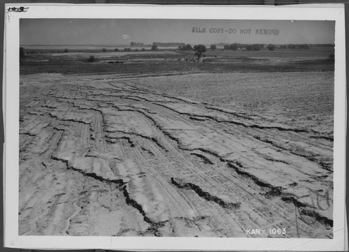 Sheet erosion in Ford County, Kansas - Page