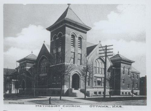 First Methodist Church in Ottawa, Kansas - Page