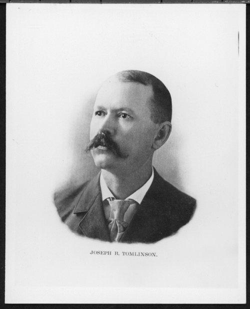 Joseph B. Tomlinson - Page