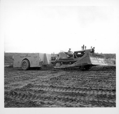 Reservoir construction in Franklin County , Kansas - Page