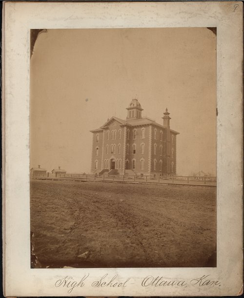 Central High School in Ottawa, Kansas - Page